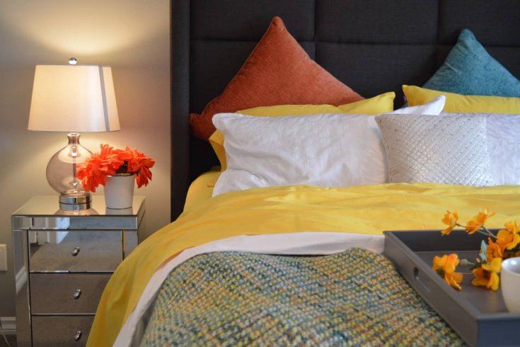 illuminazione camere da letto
