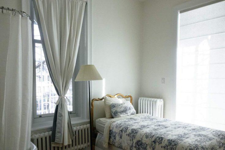Tende per la camera da letto: come sceglierle