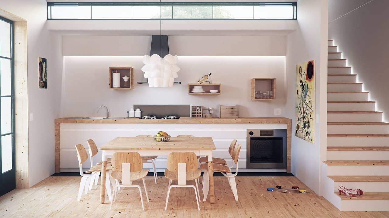 Il Minimalismo e il decluttering: concetti applicati alla casa